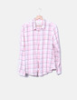Camisa de cuadros rosa Easy Wear