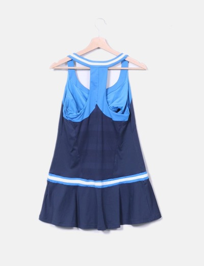Vestido wilson azul