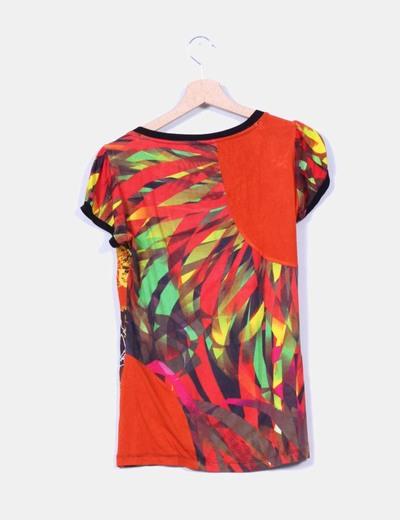 Top multicolor