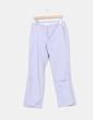Pantalón gris pata recta Amichi