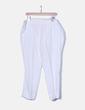 Pantalón de traje blanco Elena Miró