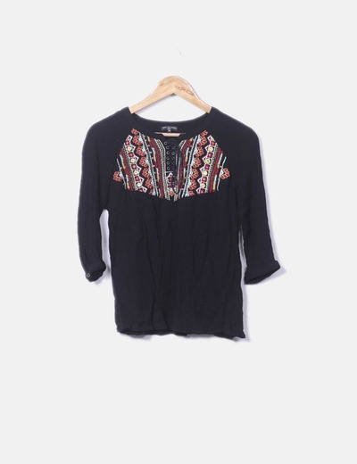 Blouse Grain de Malice