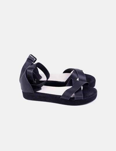 Sandales bracelet negraccon Lefties