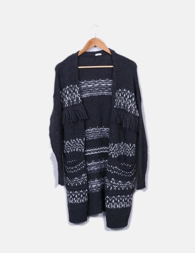 Malha/casaco Oysho