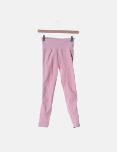 Legging sport rosa