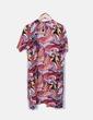 Kimono multicolor manga corta Suiteblanco