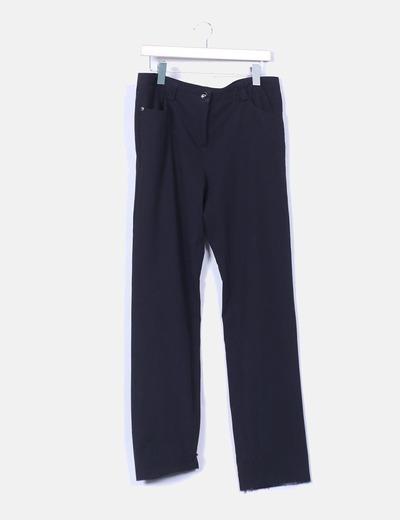 Pantalones ANDAMIO Mujer  3718436f69a8