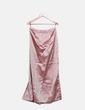 Blusa y falda rosa irisado Paco Guzman