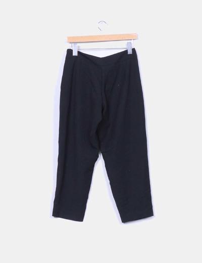 Pantalon cropped