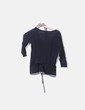 Jersey combinado azul marino Hoss Intropia
