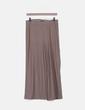 Pantalón fluido beige texturizado Pull&Bear