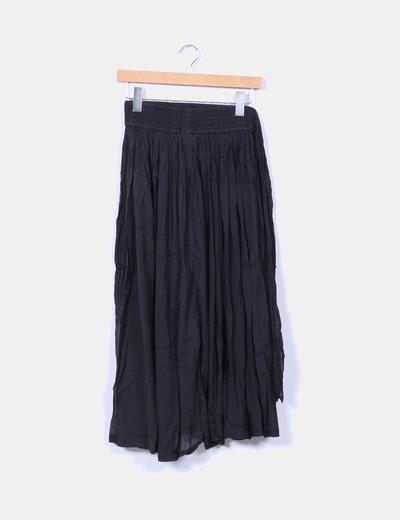 Maxi falda negra Richards