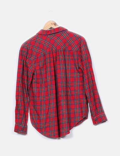 Camisa lenador roja
