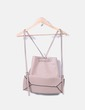 Cartable beige Misako
