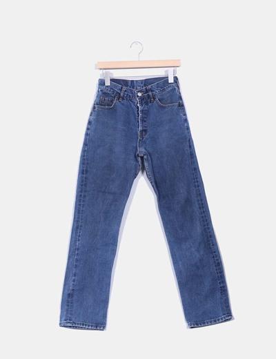 zapatos para correr descuento en venta precio de descuento Jeans denim boyfriend tiro alto