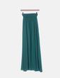 Falda de gasa verde Ana Sousa