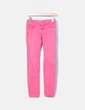 Pantalon corail denim Stradivarius