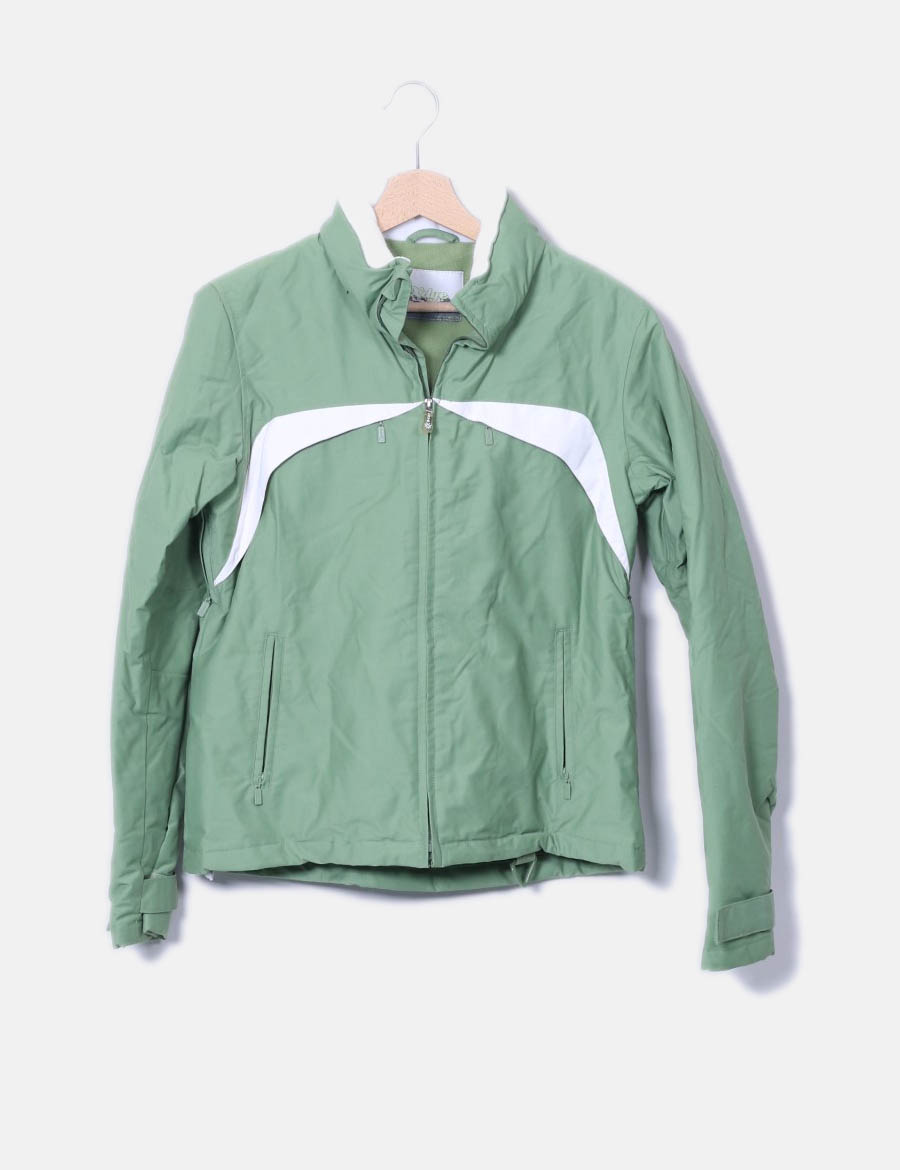 Mujer De Pull Chaquetas Baratos Online Impermeable Amp;bear Verde Y f0qnEw