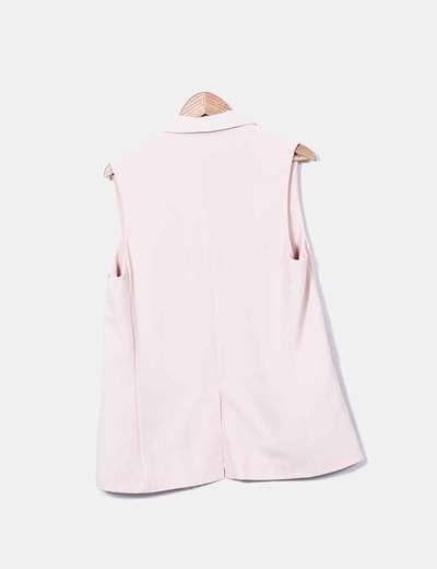 3038cde8875 Milano Conjunto chaleco y pantalón rosa (descuento 63%) - Micolet