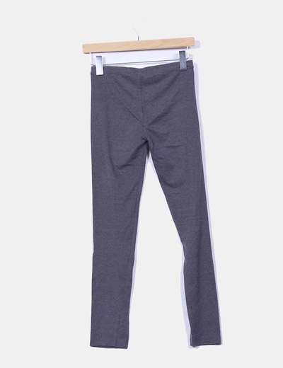 Leggings gris marengo