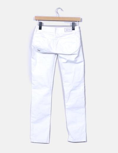 c436d0b2bd01a Salsa Jeans denim push up blanco (descuento 86%) - Micolet