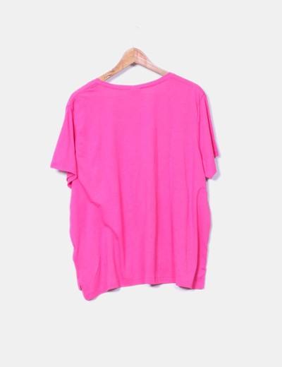 ff7591ef57b3a Nike Camiseta nike rosa (descuento 74%) - Micolet