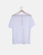 Camiseta de manga corta blanca IKKS