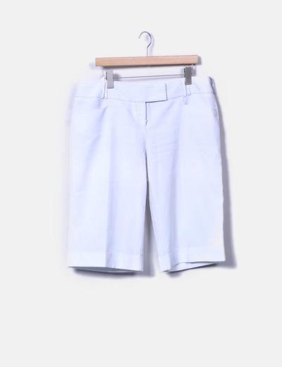 Pantalón blanco pirata Atmosphere