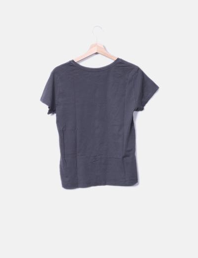 Camiseta gris