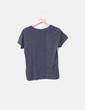Camiseta gris Pull&Bear