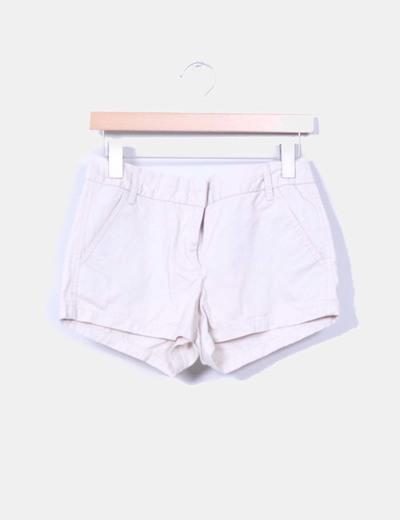 Short beige Zara