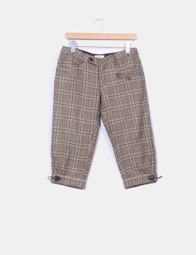 Pantalón pirata vintage Zara