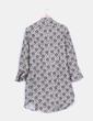 Vestido floral efecto chaqueta Hoss Intropia