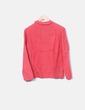 Blusa roja de lino Franco Ziche
