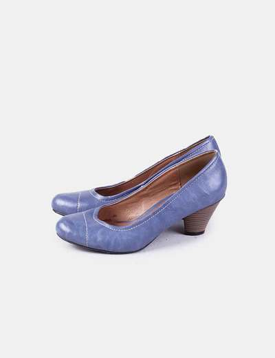 Zapato azul After Hours