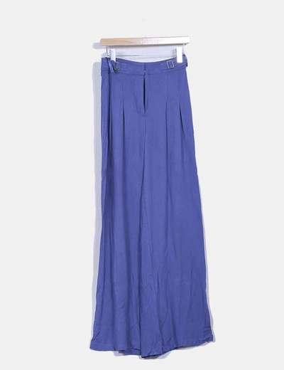 Pantalón baggy azul Suiteblanco