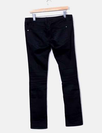 Jeans negros pitillos