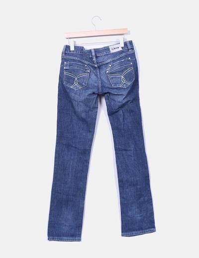 Jeans denim bootcut
