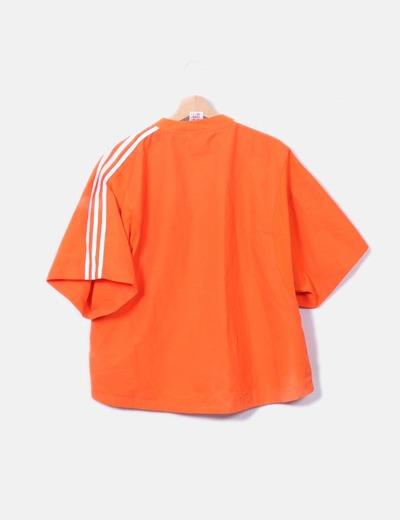 Oversize Adidas Micolet 75 réduction Veste Orange BBqxwn4S 7c1054785a21