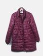 Manteau couleur bordeau rembourré Vero Moda