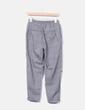 Pantalón baggy cuadros galés gris Pull&Bear