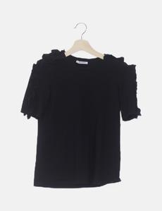 Camiseta Mujer Zara Talla S de segunda mano por 2 € en