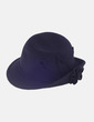 Sombrero negro lana F4 collection