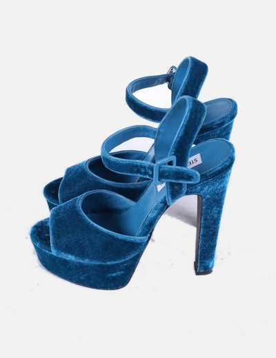Sandálias de tacão Steve Madden