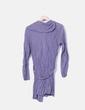 Cardigans tricot violette sita murt/