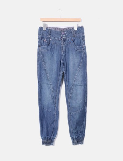 Jeans denim baggy