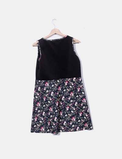 e44e3955e72d7 Venca Vestido sin mangas con estampado floral (descuento 60%) - Micolet