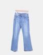 Jeans denim bootcut azul medio Pimkie