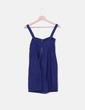 Vestido azul marino Suiteblanco