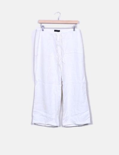 Pantalon blanc droit Vero Moda